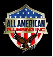 All American Plumbing Logo